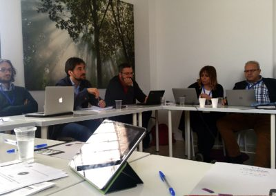 2nd Partners' Meeting – El Rompido, Spain