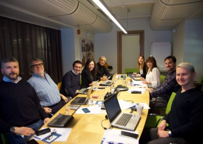 6th Partners' Meeting - Stockholm, Sweden